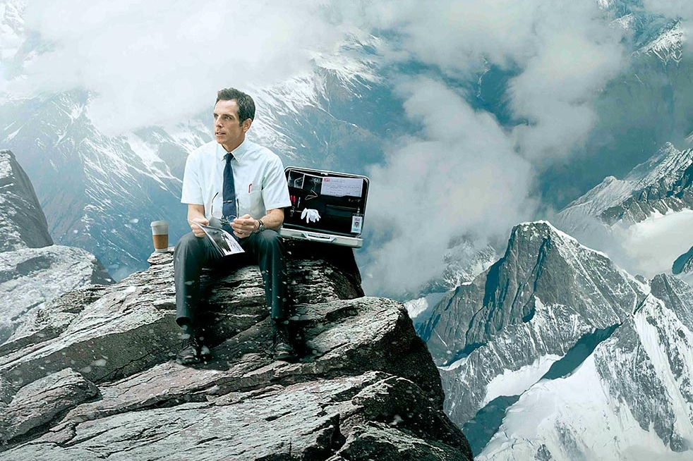 Skateboard The Secret Life of Walter Mitty